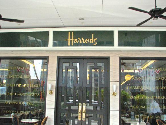 Harrods in K.L.